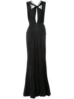 вечернее платье Wendy Grecian Zac Zac Posen