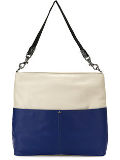 color block tote bag Mara Mac