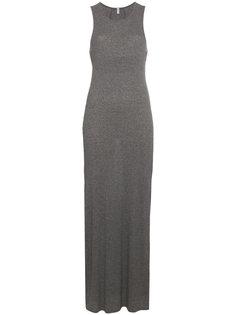 длинное платье из джерси Lot78