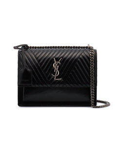 сумка на плечо Sunset Monogram Saint Laurent