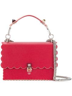 сумка на плечо Kan I с фестонами Fendi