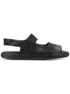 сандалии на толстой подошве Marsèll