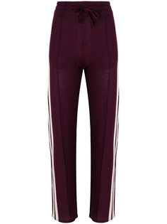 спортивные брюки с полосками по бокам Isabel Marant Étoile
