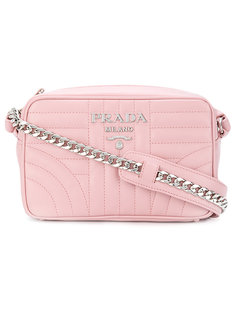 Diagram disco step bag Prada