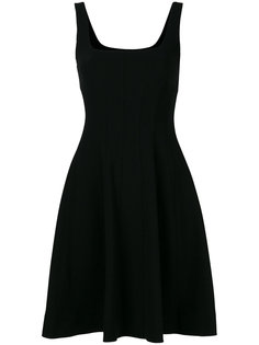 приталенное платье без рукавов Theory