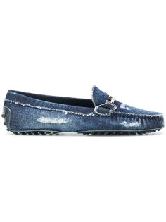 Gommino loafers Tods Tod'S