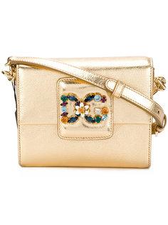 маленькая сумка через плечо DG Millennials Dolce & Gabbana