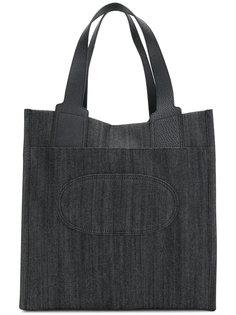 сумка-тоут с кожаными ручками Maison Margiela