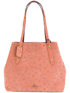 reversible large Market tote Coach