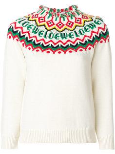jacquard sweater  Loewe