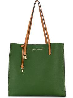 сумка-шоппер дизайна колор-блок The Grind Marc Jacobs