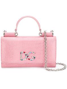 маленькая сумка через плечо Von Dolce & Gabbana