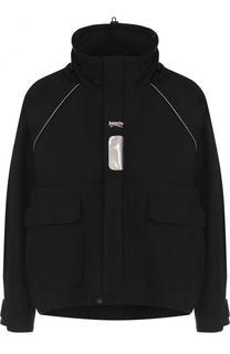 Куртка свободного кроя на молнии Balenciaga