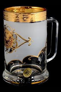 Пивная кружка 500мл Bohemia