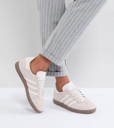 Кроссовки сиреневого цвета с темной каучуковой подошвой adidas Originals Gazelle - Фиолетовый
