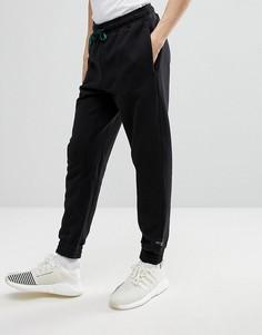 Черные суженные книзу джоггеры adidas Originals EQT CD6840 - Черный