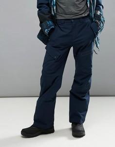 Темно-синие горнолыжные брюки ONeill Jeremy Jones Sync - Темно-синий Oneill