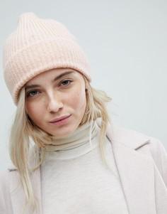 Розовая шапка-бини Pimkie - Розовый