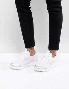 Белые сетчатые кроссовки Calvin Klein Reika - Белый