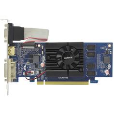 Видеокарта GigaByte GeForce 210 GV-N210D3-1GI GIGABYTE