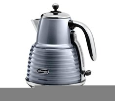 Чайник DeLonghi KBZ-2001 Gray