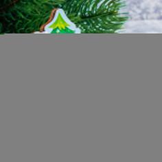 Новогодний сувенир СИМА-ЛЕНД Деревянный подсвечник Чудесного Нового года 2316584