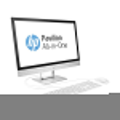 Моноблок HP Pavilion AIO 24-x003ur White 2MJ54EA (Intel Core i3-7100T 3.4 GHz/4096Mb/1000Gb + 16Gb SSD/Intel HD Graphics/Wi-Fi/Bluetooth/Cam/24/1920x1080/Touchscreen/Windows 10 64-bit)