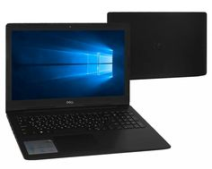 Ноутбук Dell Inspiron 5570 5570-5267 (Intel Core i3-6006U 2.0 GHz/4096Mb/256Gb SSD/DVD-RW/Intel HD Graphics/Wi-Fi/Bluetooth/Cam/15.6/1920x1080/Windows 10 64-bit)