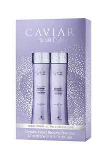 Набор «Быстрое восстановление» Caviar Repair Holiday Duo (шампунь+кондиционер), 250+250 ml Alterna