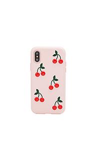 Чехол для телефона patent cherry - Sonix