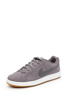Кеды Nike WMNS NIKE COURT ROYALE SUEDE