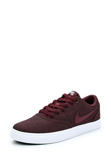 Кеды Nike WMNS NIKE SB CHECK SOLAR CVS P