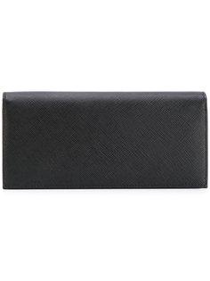 классический кошелек  Prada