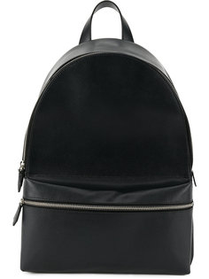 structured leather backpack Dsquared2