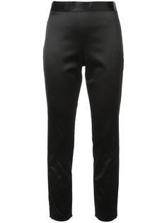 строгие брюки скинни  Rosetta Getty