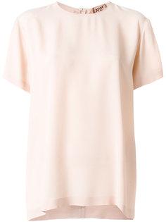 tie-back blouse Nº21