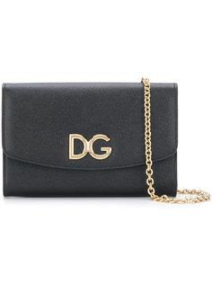 кошелек на цепочке Dolce & Gabbana
