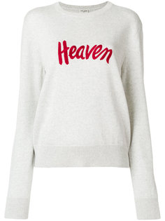 Heaven knitted jumper Saint Laurent