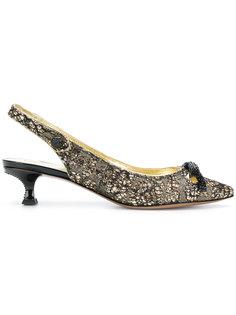 туфли с ремешком на пятке Abbey Marc Jacobs