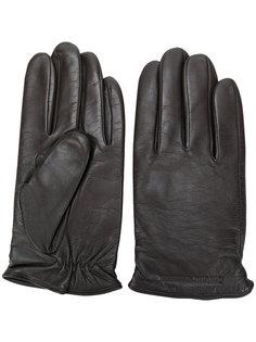 классические перчатки Emporio Armani