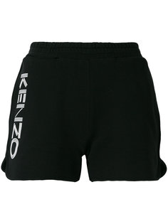 шорты с логотипом Kenzo Kenzo