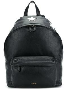 рюкзак с заплатками в виде звезд Givenchy
