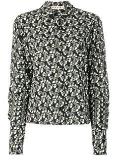 рубашка с принтом Plumeria Marni