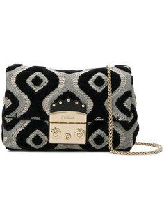 patterned mini Metropolis bag Furla