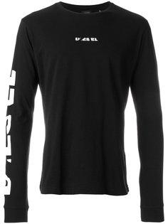T-Joe-LS-SN T-shirt Diesel