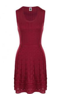 Вязаное платье-миди без рукавов M Missoni