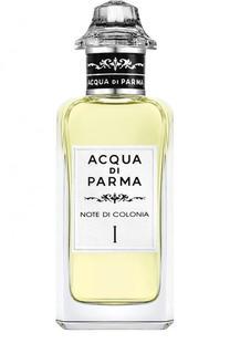 Одеколон Note Di Colonia I Acqua di Parma