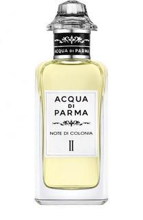 Одеколон Note Di Colonia II Acqua di Parma