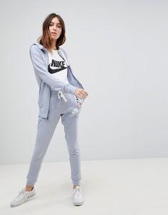 Серые спортивные штаны Nike Gym Vintage - Серый