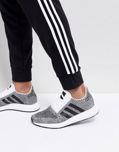 Черные кроссовки adidas Originals Swift Run Primeknit CQ2889 - Черный